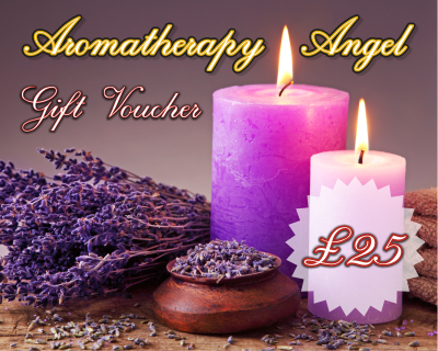Aromatherapy Angel gift voucher 3